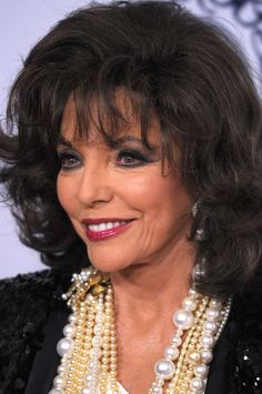 British actress Joan Collins, was born on this day 23rd May, 1933 in Paddington, London. Happy 81st birthday Joan, you are amazing!