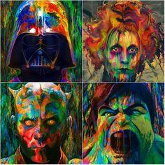 Artwork by Nicky Barkla  Instagram : @nickybarkla Facebook : Nicky Barkla _________________________________ Arte Sem Fronteiras : Twitter.com/artesfronteiras Instagram.com/artesemfronteiras Facebook.com/artsemfronteiras _________________________________ #art #arte #artsemfronteiras #ASF #painting #pintura #paint #nickybarkla