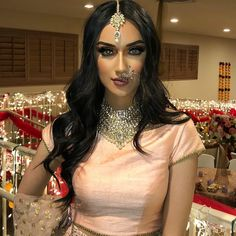🤤 I put on Indian clothes just for you 😂 Indian Outfits, Indian Clothes, Pakistani Jewelry, Cant Help Falling In Love, Indian Beauty, Put On, Concealer, Desi, Foundation
