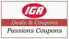 IGA Semaine du 29 janvier au 4 février 2015