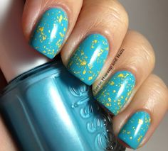 Fierce Makeup and Nails: Essie: In the Cab-ana