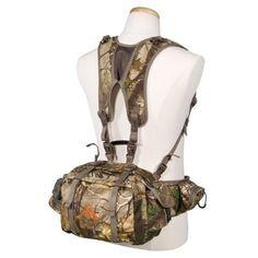 Hunting Bag Fanny Harness Backpack Pocket Waist Belt Gear Storage Hiking Outdoor…