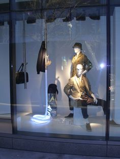 contemporary window display - Google Search