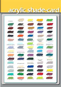Faithful Color Chart For Mixing Acrylic Paint Color Mixing Chart Acrylic Paint