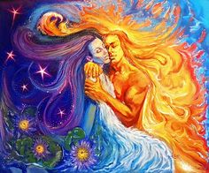 Two as one, hearts synchronised, thoughts the same, yes you are my twin flame