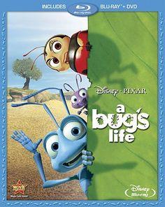 A Bug's Life (Two-Disc Blu-ray/DVD Combo) Blu-ray ~ Phyllis Diller, http://www.amazon.com/dp/B003UMW63E/ref=cm_sw_r_pi_dp_8xvQqb0ZHRH06