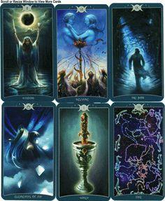 The Book of Shadows Tarot, Vol. 1: As Above