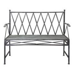 Foreside & Garden Patio Bench