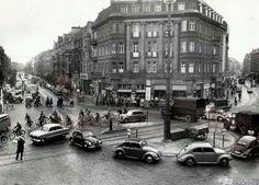 HRC Foto # Lister Platz 1955