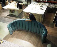 House Furniture Design, Living Room Sofa Design, Shelf Furniture, Funky Furniture, Furniture Upholstery, Luxury Furniture, Dining Sofa, Sofa Frame, Italian Furniture