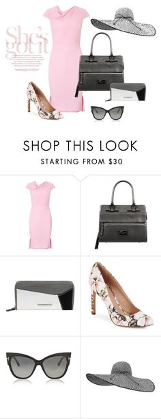 """""""Unquestionable Style"""" by wilsonsleather ❤ liked on Polyvore featuring Roland Mouret, Marc New York, Nine West, BCBGeneration and Tom Ford"""