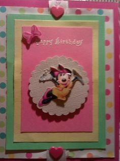 My mini card