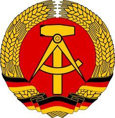 Coat of arms of East Germany - Brasão de armas da República Democrática Alemã – Wikipédia, a enciclopédia livre