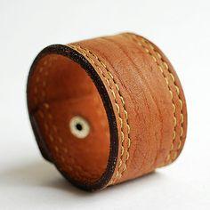 7.5 long... leather bracelet blank...  Nov 54 by ArtEclectique, $13.50