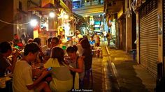 Head to any dai pai dong (street food stall) late at night, and you'll find food…