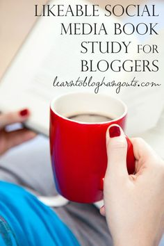 likeable social media book study for bloggers