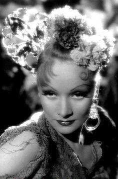 Marlene Dietrich,The Devil Is a Woman, 1935