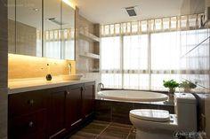Whole bathroom modern bathroom decoration