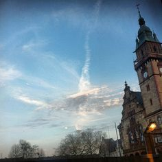 Rathaus in Rheydt. *MG anders sehen, Mönchengladbach*