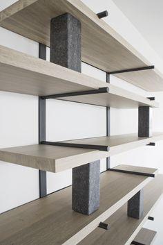 Wall Unit - Design by Yabu Pushelberg | Detail | Pinterest | Wall ...