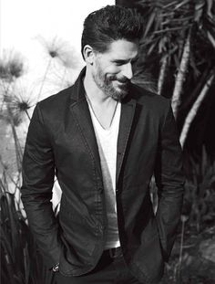 Joe Manganiello photographed for the April 2016 issue of Men's Fitness.