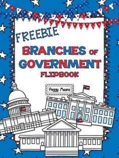 Branches of Government Branches of Government Freebie Your students will enjoy making a flip book as they learn about the 3 branches of the Government. 3rd Grade Social Studies, Social Studies Classroom, Social Studies Activities, Teaching Social Studies, Teaching History, Student Teaching, Teaching Tools, Social Studies Projects, History Education