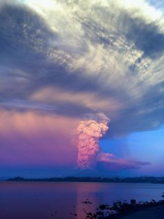 The Calbuco volcano in Chile erupted for the first time in more than four decades on Wednesday, April 21, prompting officials to issue a…