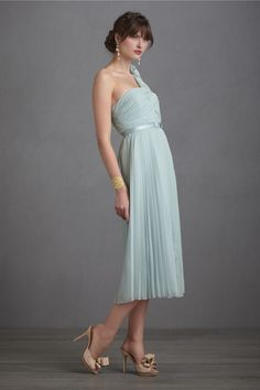 Reception Dress??? Maybe ....Marchioness Dress in SHOP Bridesmaids & Partygoers Dresses at BHLDN