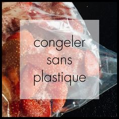 Congeler sans plastique – Miss Van F. – Professional cleaning tips Zero Waste Home, Going Zero Waste, Cleaning Checklist, House Cleaning Tips, Cleaning Hacks, Green Cleaning, Spring Cleaning, Food Storage, Miss Van