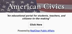American Civics in the Time of Coronavirus | RealClearPolitics Oh Beautiful, Political Spectrum, Frederick Douglass, Ronald Reagan, Declaration Of Independence, Citizenship, American Revolution, Constitution, We The People