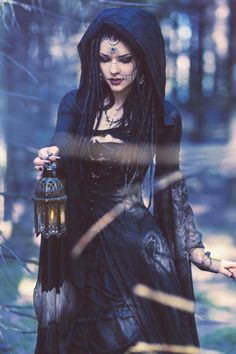 Themes: Gothic female, Gothic woman's fashion, dark fashion clothing, witch witchcraft clothing, Gothic outfit