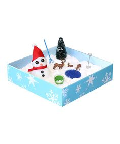 Look what I found on #zulily! Snow Day My Little Grow It! Set by BE Good Company #zulilyfinds