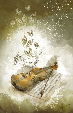 ~soaring away in music~