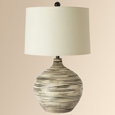 Bryce Table Lamp  in Holiday 2012 from Arhaus Furniture on shop.CatalogSpree.com, my personal digital mall.