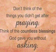 23 I'm #Blessed Quotes - QuotesHumor.com