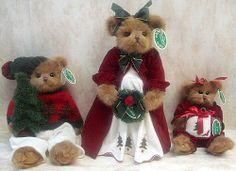 Bearington Bears | Details about BEARINGTON Bear Douglas Fir PLUSH Christmas tree 173015