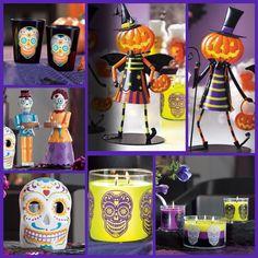 Halloween collection www.partylite.biz/amyhatcher