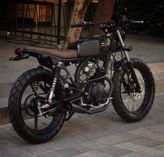 Bendita Macchina - Aretha - Yamaha Factor 125cc