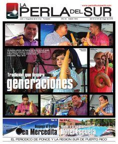 Edición 1642  La Perla del Sur - del 20 al 26 de mayo de 2015