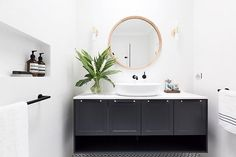 Renovations, New Builds and Interiors on the Northern Beaches of Sydney — Heliconia Boutique Interior, A Boutique, Family Bathroom, Small Bathroom, Front Door Colors, New Builds, Beautiful Space, Home Projects, Interior Styling