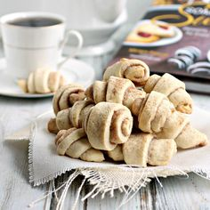 Cream Cheese Rugelach Cookies