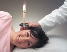Ear Candling - It works! We use this with my grandson, He have a lot of wax buildup, And this is the only thing that really helps. NJOZ