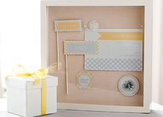 Planning a yellow and gray shower? Enjoy these free printables from @KD Eustaquio - The TomKat Studio!