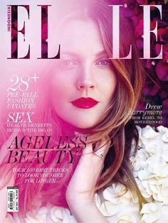 ELLE INDONESIA | Drew Barrymore