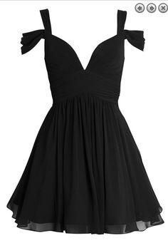 Elegant A-line Sweetheart Ruched Short Chiffon Bridesmaid Dress