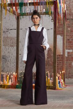 Rosie Assoulin Fall 2016 Ready-to-Wear Fashion Show  http://www.theclosetfeminist.ca/  http://www.vogue.com/fashion-shows/fall-2016-ready-to-wear/rosie-assoulin/slideshow/collection#5