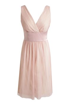 soft tulle dress + satin COLLECTION - Esprit Online-Shop