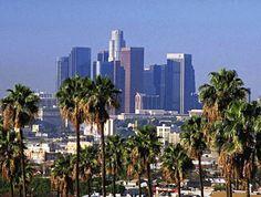 Los Angeles, CA. My birth place.