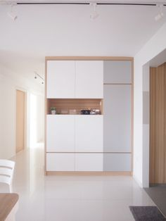 The Anatomy of Space Planning - The Minimalistic Society Kids Interior Room, Dining Room Inspiration, Bedroom Closet Design, Interior Design Bedroom, Bedroom Cupboard Designs, Cupboard Design, Hallway Designs, Wardrobe Door Designs, Modern Room Partitions