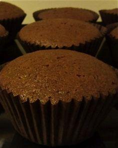 Bonfire Night Gingerbread Muffins